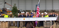 MS2 Topping Off Ceremony 10/27/16