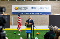 Naming Rights News Conference: MercyRockford